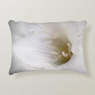 Almofada Decorativa freesia branco