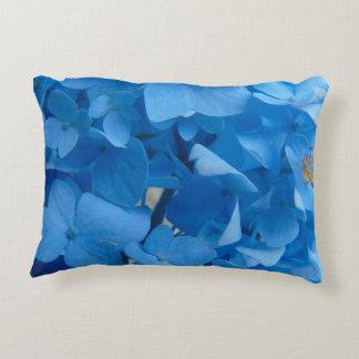 Almofada Decorativa Hydrangeas azuis