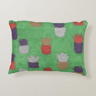 Almofada Decorativa Impressão Funky do abacaxi