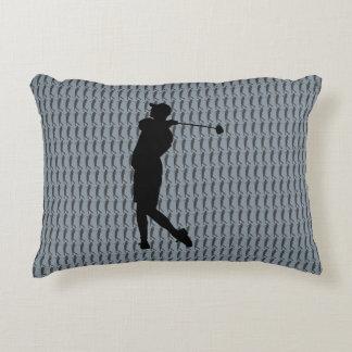 Almofada Decorativa Jogador de golfe