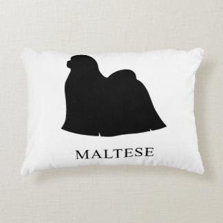 Almofada Decorativa Maltês