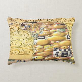 Almofada Decorativa Meu Klimt Serie: Abraço