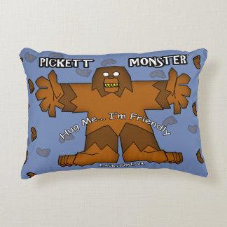 Almofada Decorativa MONSTRO de PICKETT - abrace-me… que eu sou
