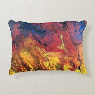 Almofada Decorativa Multi travesseiro preto do acento da cor (com