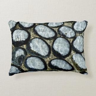 Almofada Decorativa Pedras sob a água