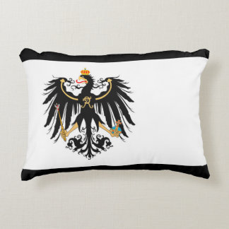 Almofada Decorativa Reino Preussen estandarte de nacional