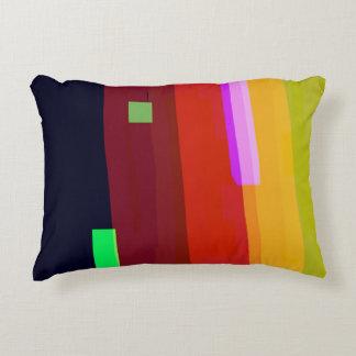 Almofada Decorativa Remendos do arco-íris