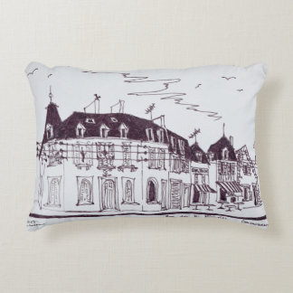 Almofada Decorativa Rua De D. Nicholas | Concarneau, Finistere