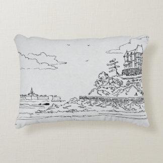 Almofada Decorativa Santo-Malo, Santo-Enogat | Dinard, Brittany