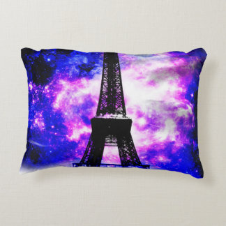 Almofada Decorativa Sonhos parisienses do rosa da ametista