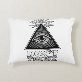 Almofada Decorativa Teoria de conspiração