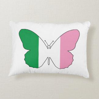 Almofada Decorativa Terra Nova Buttlerfly Tricolour