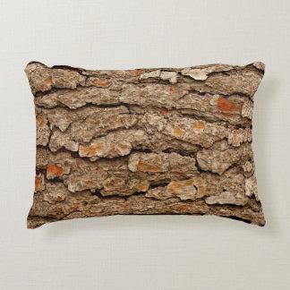 Almofada Decorativa Textura do latido do pinho