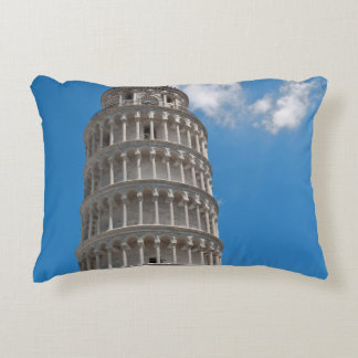 Almofada Decorativa Torre inclinada de Pisa em Italia
