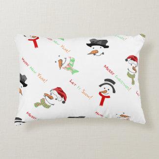 Almofada Decorativa Travesseiro bonito para o Natal