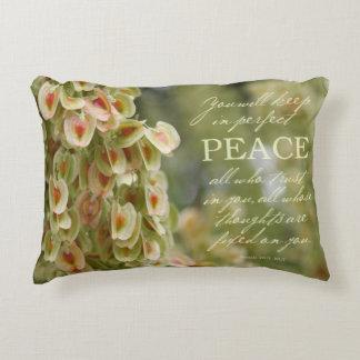 "Almofada Decorativa Travesseiro da paz 16x12 perfeito"""