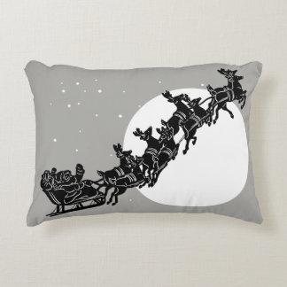 Almofada Decorativa Travesseiro de Papai Noel