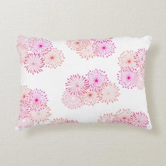 """Almofada Decorativa Travesseiro decorativo cor-de-rosa 16"""" do acento"""