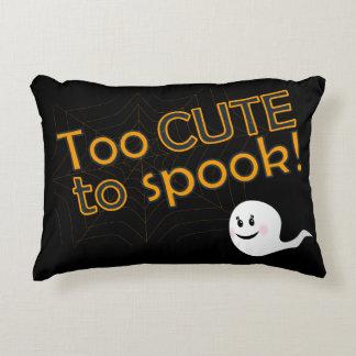 Almofada Decorativa Travesseiro demasiado bonito do Dia das Bruxas