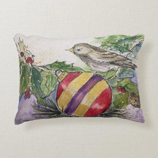Almofada Decorativa Travesseiro do acento do feriado