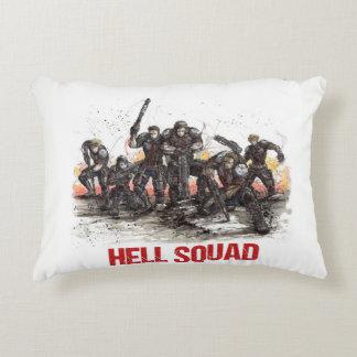Almofada Decorativa Travesseiro do acento do pelotão do inferno