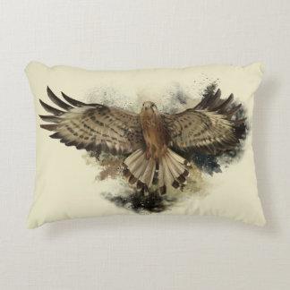 Almofada Decorativa Travesseiro do acento do vôo do falcão