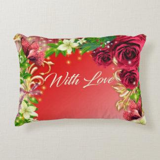 Almofada Decorativa Travesseiro do dia dos namorados