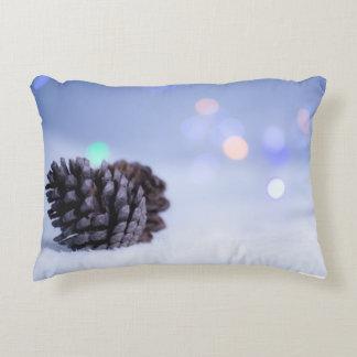 Almofada Decorativa Travesseiro do inverno
