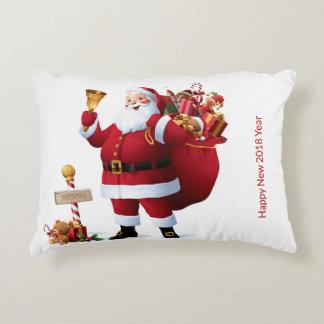 Almofada Decorativa Travesseiro do papai noel