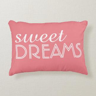 Almofada Decorativa Travesseiro dos sonhos doces