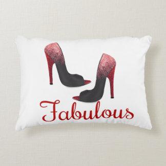 Almofada Decorativa Travesseiro fabuloso do acento