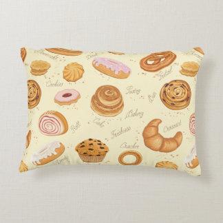 Almofada Decorativa Travesseiro fresco da padaria