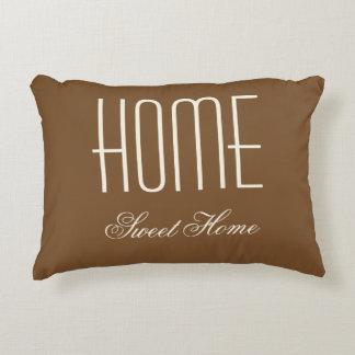 Almofada Decorativa Travesseiro home doce Home