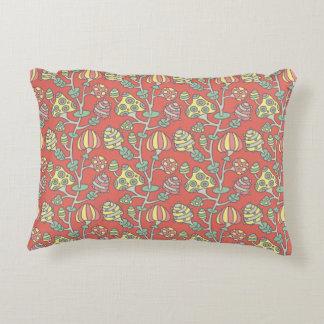 Almofada Decorativa Travesseiro louco dos cogumelos