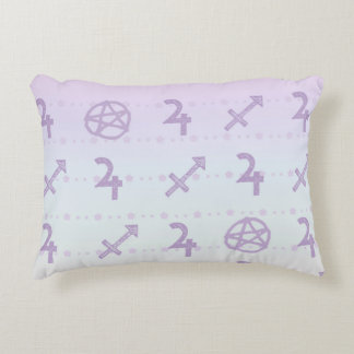 Almofada Decorativa Travesseiro Pastel do Sagitário