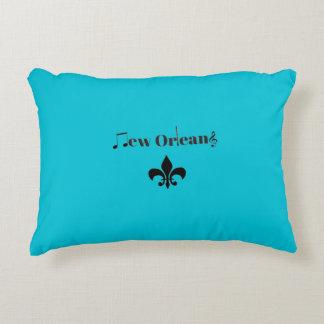 Almofada Decorativa Travesseiro personalizado música jazz de Nova