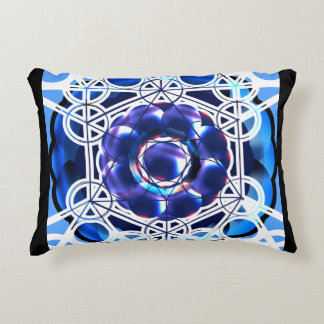 Almofada Decorativa Travesseiro sagrado da geometria