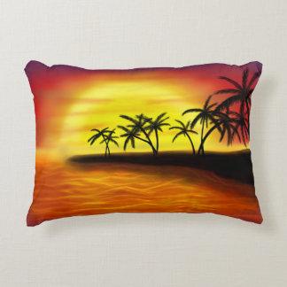 Almofada Decorativa Travesseiro - Tropical