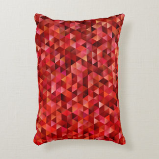 Almofada Decorativa Triângulos sangrentos
