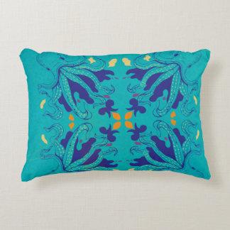 Almofada Decorativa Um Exposição faz Biologista Artista - EL Polpo