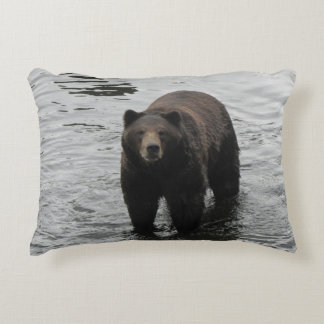 Almofada Decorativa Urso de Brown