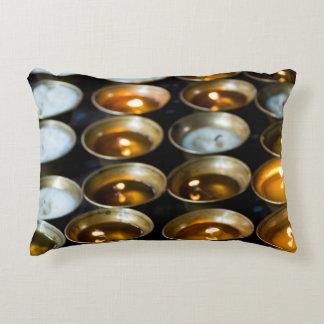 Almofada Decorativa Velas da manteiga de iaques