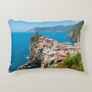 Almofada Decorativa Vernazza Cinque Terre Italia