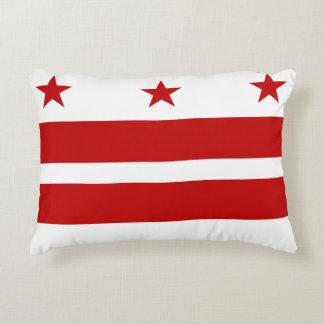 Almofada Decorativa Washington, bandeira da C.C.