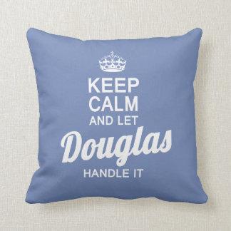 Almofada Deixe Douglas segurá-lo!