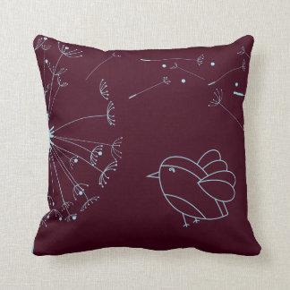 Almofada Dente-de-leão do travesseiro - Hera