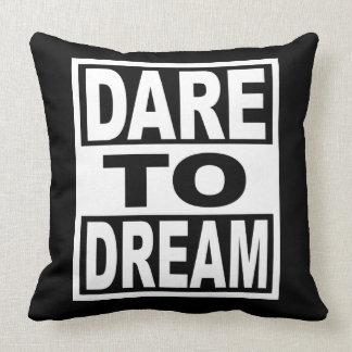 Almofada Desafio ao sonho