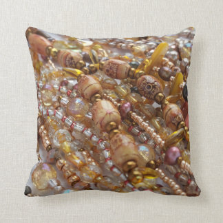 Almofada Descanso de lance decorativo Earthtone natural,