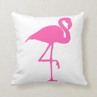 Almofada Desenho do coxim do flamingo