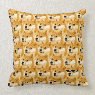 Almofada Desenhos animados do Doge - textura do doge -